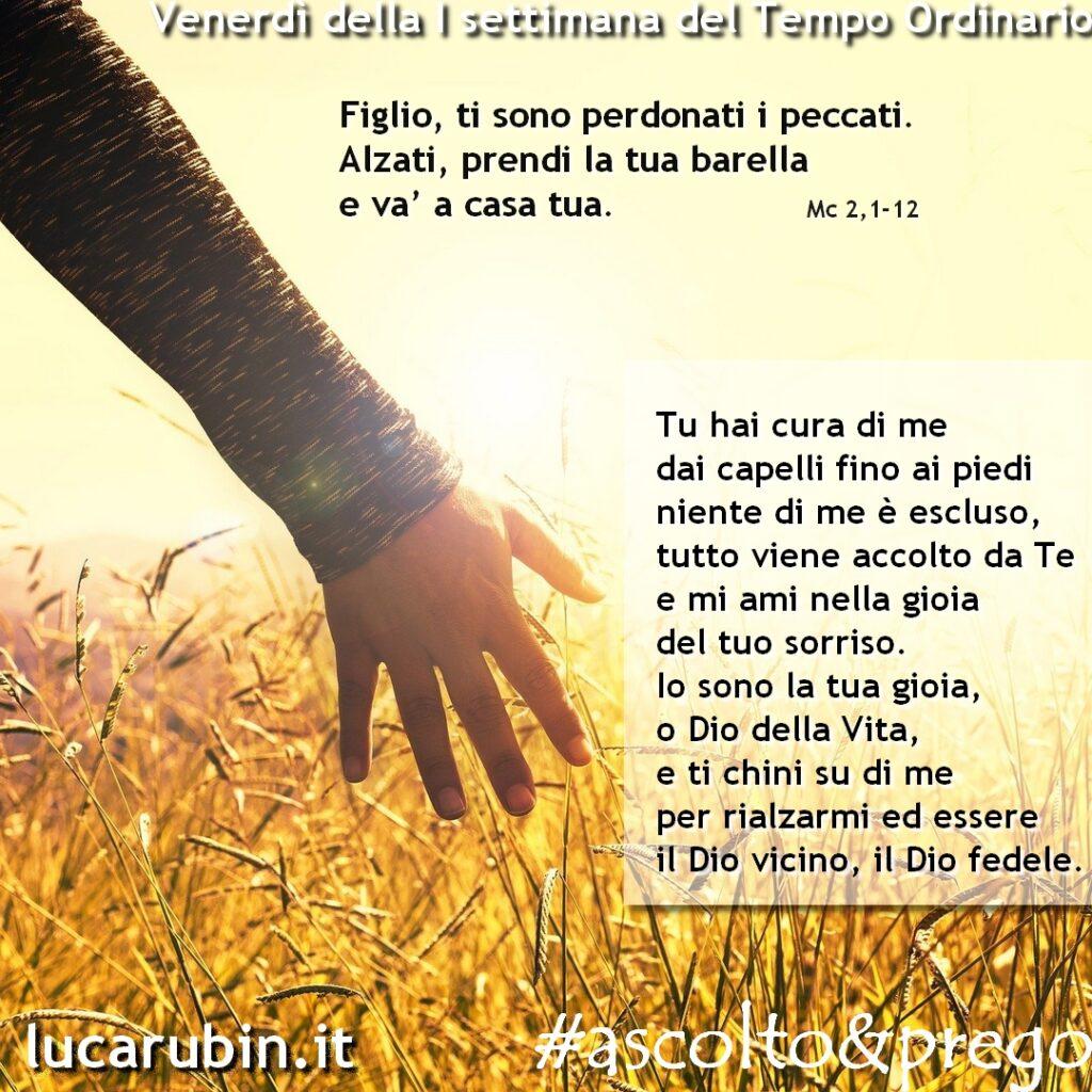 #ascolto&prego