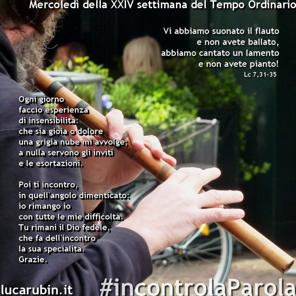 #incontrolaParola