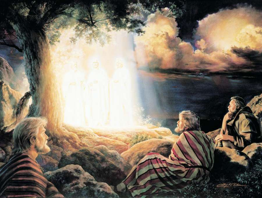 Matt-17-Transfiguration-Picture