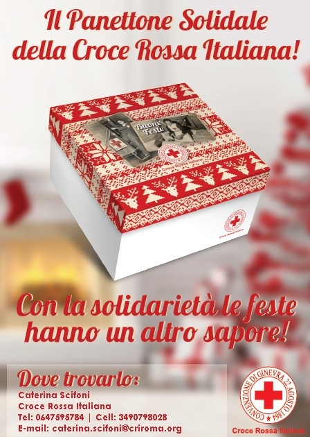 Panettone solidale: info