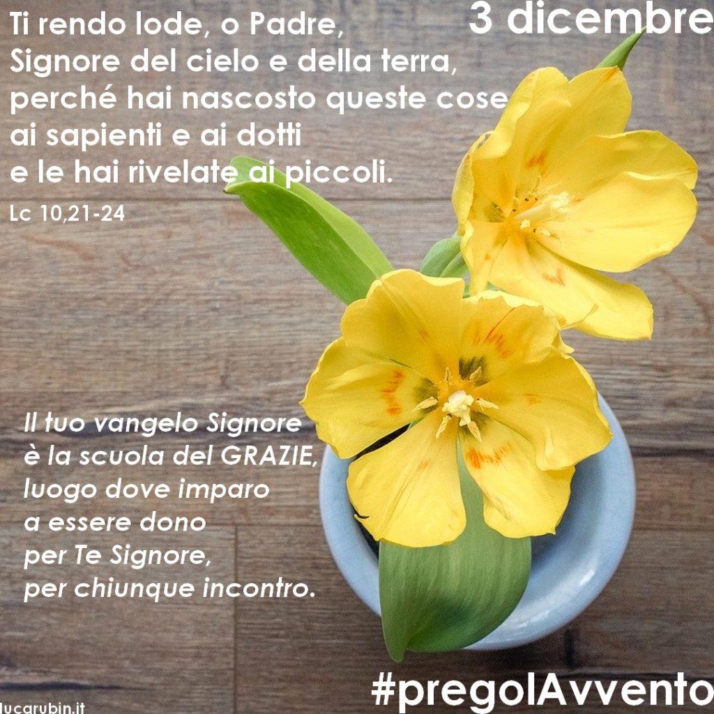 #pregolAvvento 1-25 dicembre 2019