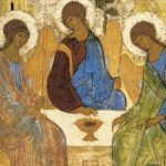 Invitati a mensa con la Famiglia Trinità