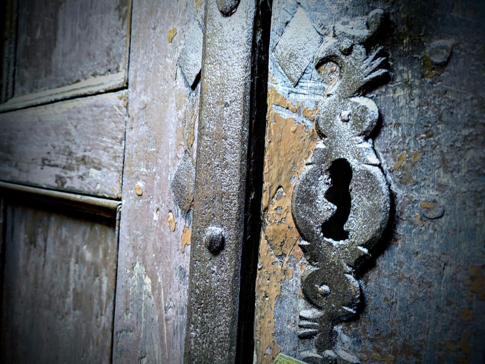 La porta è la parte più lunga di un viaggio
