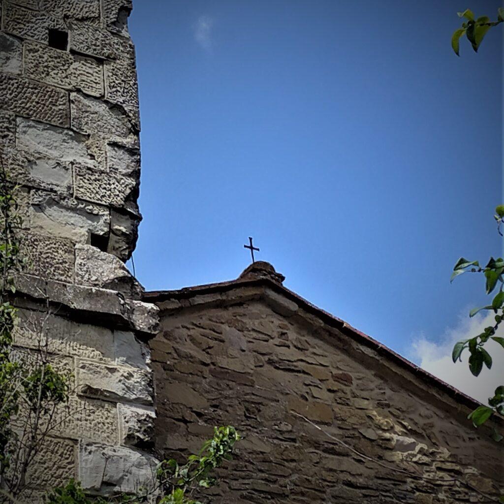 Una piccola croce